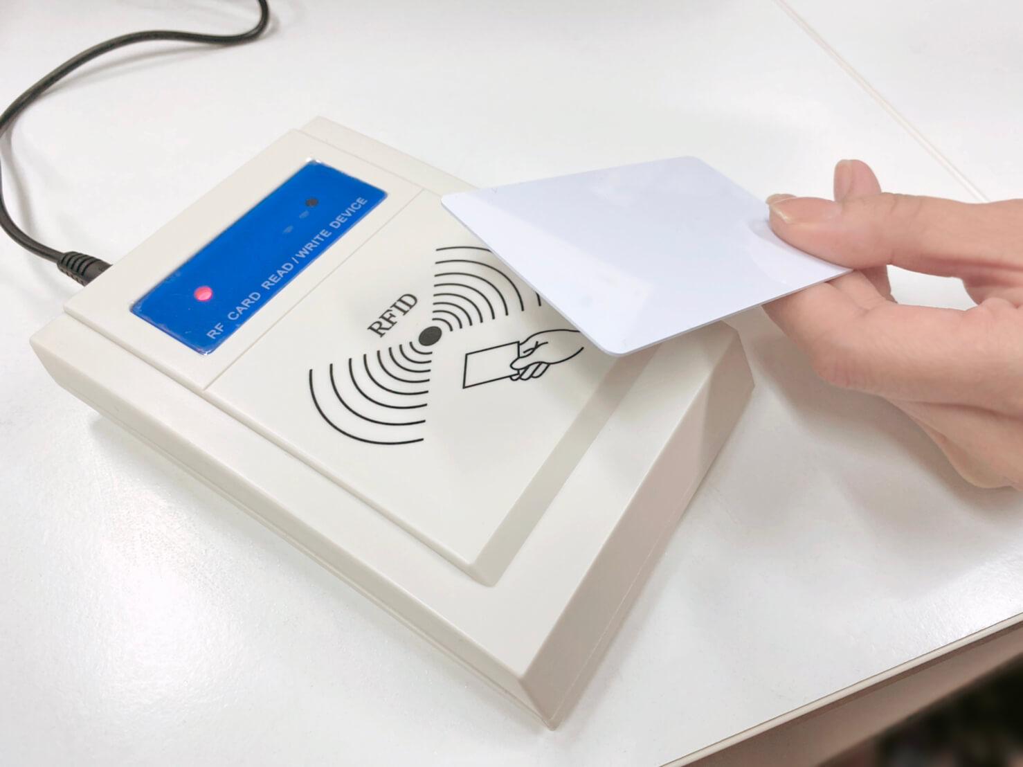 補習班點名系統:刷卡點名